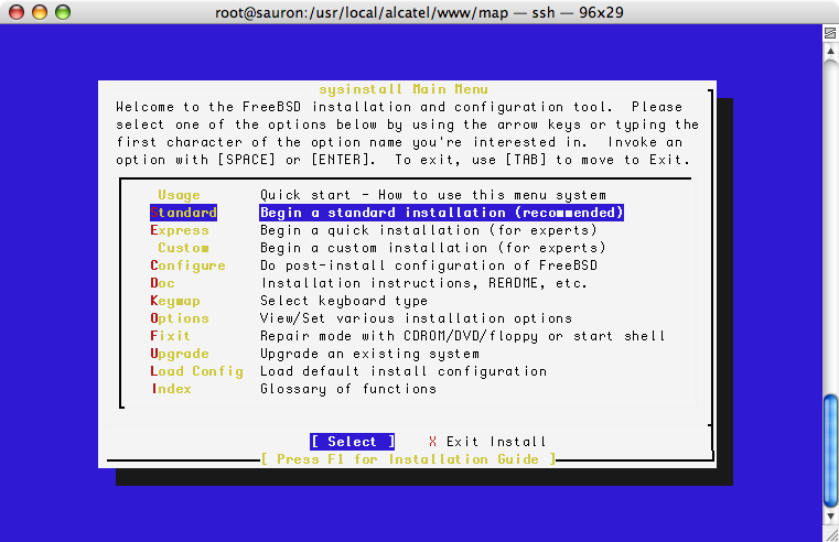 FreeBSD 1