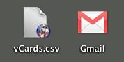 CSV to Gmail