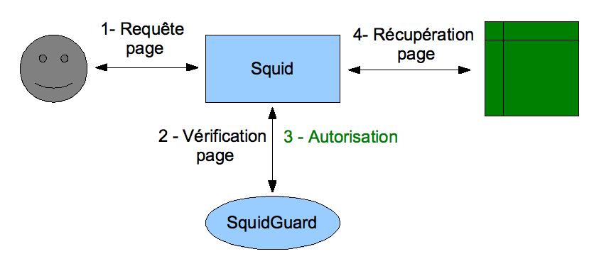 Squidguard OK