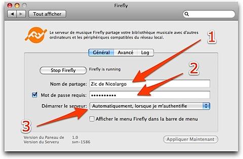 partage ordinateur mac