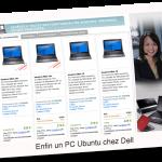 Linux arrive (enfin) chez Dell