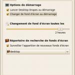 Changer automatiquement de fond d'ecran