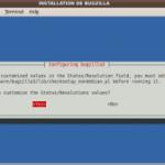 Installation de Bugzilla sur GNU/Linux Ubuntu
