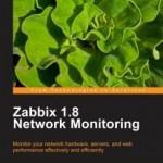 Un nouveau livre sur Zabbix 1.8