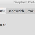 Comment installer (vraiment) Dropbox 1.0 sous GNU/Linux