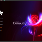 Mon desktop 201107