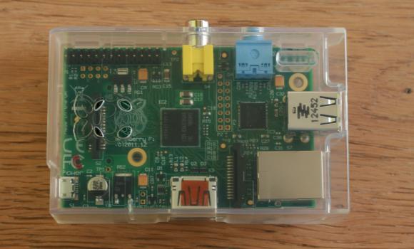 Raspberry PI B 512