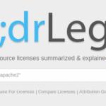 Consulter et comparer les licences open-source