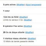 Installation d'un blog Wordpress sur un VPS Gandi