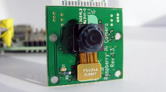Raspberry Camera 5M 1.3